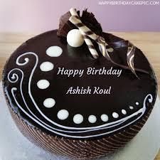 ❤️ Candy Chocolate Cake For Ashish Koul