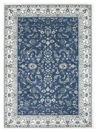 white oriental rug knots rugs blue