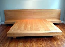 best diy projects 63 easy diy platform beds that anyone can build 18