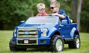 Ford takes wraps off '15 Power Wheels F-150