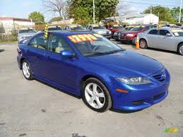 2004 Mazda 6 Sedan - news, reviews, msrp, ratings with amazing images