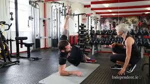 Video: Six Minutes To Core Strength - Independent.ie