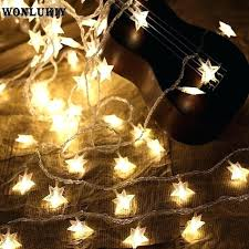 string lights light string lights fairy star light battery operated waterproof indoor outdoor wedding holiday
