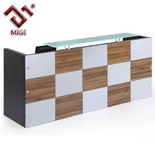 office counter design. Wooden Office Counter Desk Design D