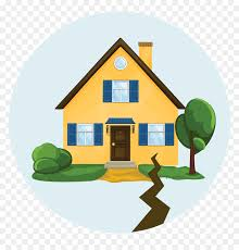Pin the clipart you like. Earthquake Clipart House Jpg Transparent Library Rush Transparent Animated House Png Png Download 1667x1667 Png Dlf Pt