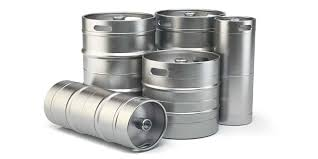 keg sizes dimensions pared