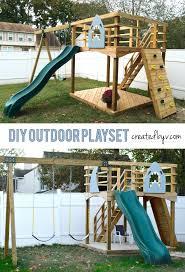 diy playset playground accessories swing n slide scout custom hardware kit wrangler