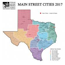 map of cities in texas  my blog