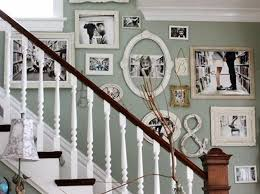 stair wall decor accessories