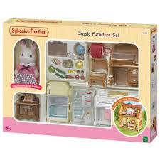 Sylvanian Families Bedroom Furniture Set Sylvanian Families Brands Toyworld