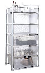 wire mesh drawers mesh closet