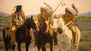 Wild Western Music Apache Tribe