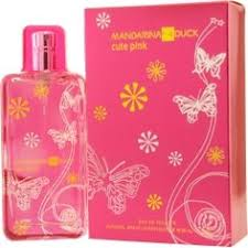 <b>Mandarina Duck Cute Pink</b> #perfume #fragrancenet #thinkpink ...