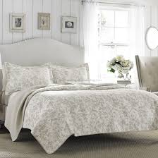 ... Bed Linen, Bedroom Comforter Sets With Matching Curtains 3: amazing  white and gray bedding ...