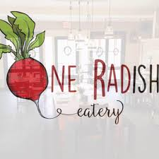 One Radish Eatery Home Richmond Vermont Menu Prices
