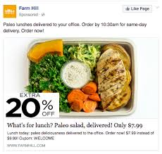 tips to write the best facebook ads ever examples best sponsored facebook ads