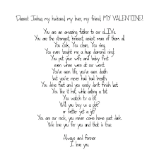 Sample Love Letter To My Husband 8 Letters Templates