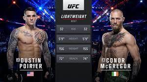 UFC 264 Free Fight: Dustin Poirier vs Conor McGregor 2 - YouTube