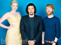 the force awakens cast. Simple The Gwendoline Christie Adam Driver Domhnall Gleeson U0027Star Wars The Force  Awakensu0027 And Awakens Cast I