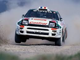 Toyota Celica GT4 rally car | paint jobs | Pinterest | Toyota ...
