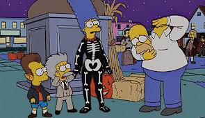 FOX Unveils All HalloweenThemed Episodes For October  Bloody Treehouse Of Horror Episode