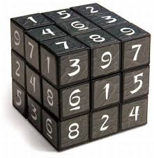 Image result for cube with number on