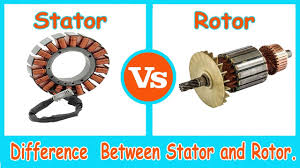 stator and rotor difference between stator and rotor