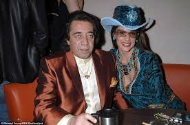 ms estrada lived a luxury life during her marriage to mr juffali pictured together in