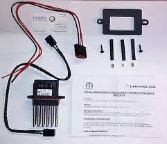 new oem 99 04 grand cherokee wj auto temp blower motor resistor image is loading new oem 99 04 grand cherokee wj auto