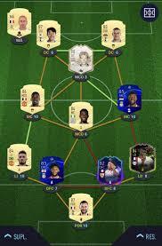 Mohamed Salah ayuda +1 - FIFA 21 Ultimate Team