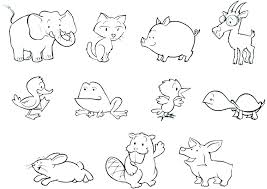 Forest Animal Coloring Page Baby Animal Coloring Pages Avusturyavizesi Info