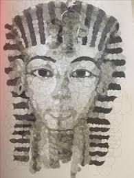 mask of tutankhamen
