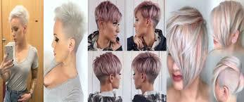 Krátké účesy Krátké Vlasy
