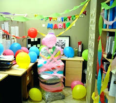 office birthday ideas decorations decoration for boss planning a surprise your funny party decorating creativity