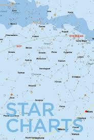 Tonights Star Chart Star Charts Auckland Observatory Stardome Stardome