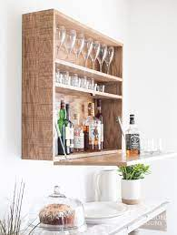 14 best wall bar ideas bars for home