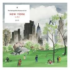 new york in art wall calendar 2017 on new york in art wall calendar 2017 with wolf kahn 2017 mini wall calendar gardens benches and wolves