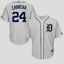 Majestic Baseball Jersey Size Chart Details About Miguel Cabrera 24 Detroit Tigers Cool Base Jersey 6xl Plus Sizes Majestic Mlb