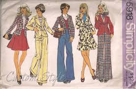 Vintage Simplicity Patterns Magnificent Inspiration