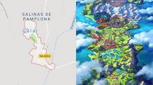 Pokemon Sword And Shield's Galar Region Exists As A Village In Spain