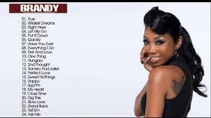 Brandy Greatest Hits   Best Songs Of Brandy - YouTube