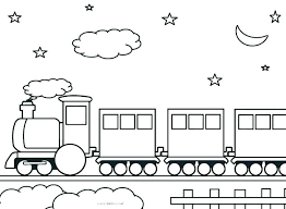 free train coloring pages e3757 free colouring trains train color pages free printable medium size of