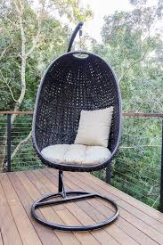 Nimbus Outdoor Hanging Chair And Stand HL-NMBS-CB-2SW-ST