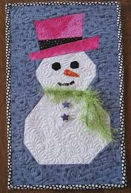 Best 25+ Paper pieced patterns ideas on Pinterest | Free paper ... & Free PDF Snowman Pattern - Paper Piecing with Freezer Paper Adamdwight.com