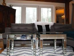 living room with mirrored furniture. Living Room With Mirrored Furniture N
