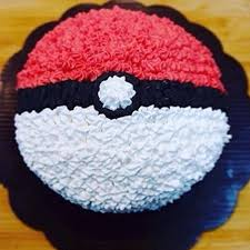 Jual Cake Pokemon Mini Cake Happy Birthday Xoxo Bread And Cake