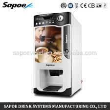 Top Vending Machine Businesses New Sapoe Professional Business Table Top Coins Coffee Tea Soup Vending