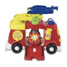 Большая пожарная <b>машина VTech</b> Бип-Бип <b>Toot</b>-<b>Toot Drivers</b> ...
