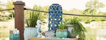 assorted outdoor décor
