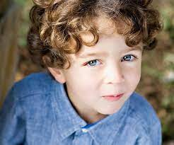 Toddler boy hair style curl : 60 Cute Toddler Boy Haircuts Your Kids Will Love